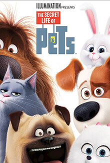 The Secret Life of Pets - 愛寵大機密