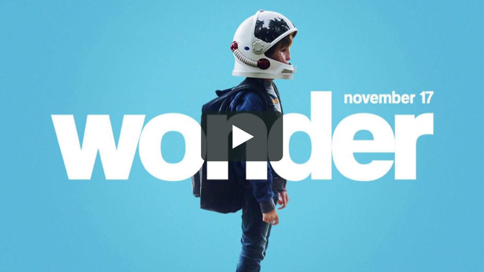 Wonder - 奇蹟男孩