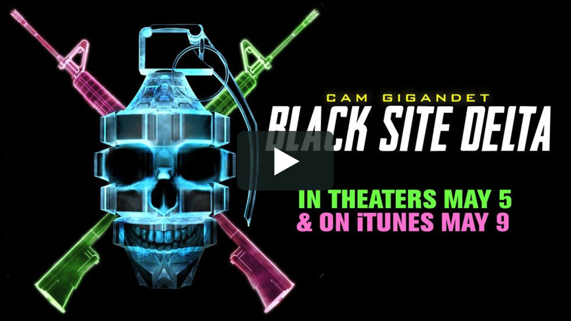 Black Site Delta - 黑網三角洲