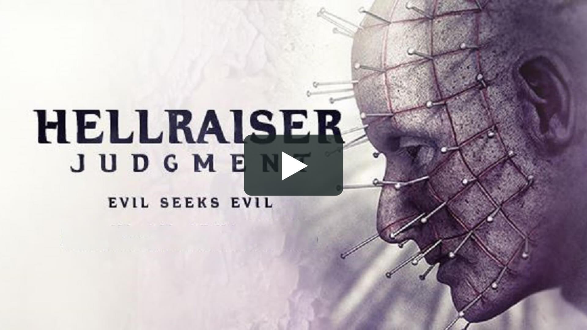 Hellraiser X: Judgement - 養鬼吃人10:審判