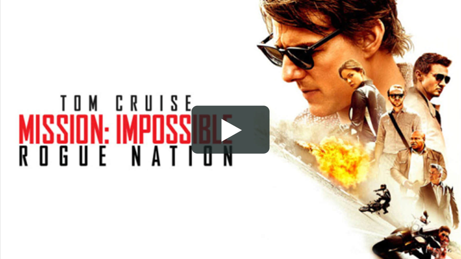 Mission: Impossible - Rogue Nation - 碟中諜5:神秘國度