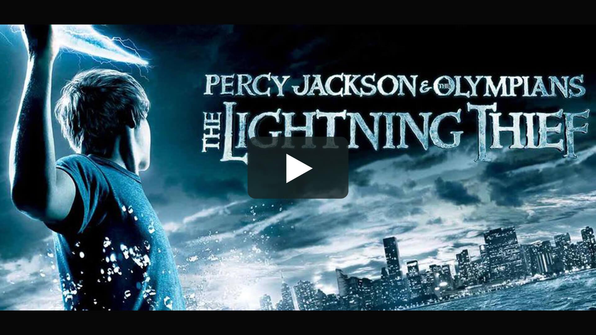 Percy Jackson & the Olympians: The Lightning Thief - 波西·傑克遜與神火之盜