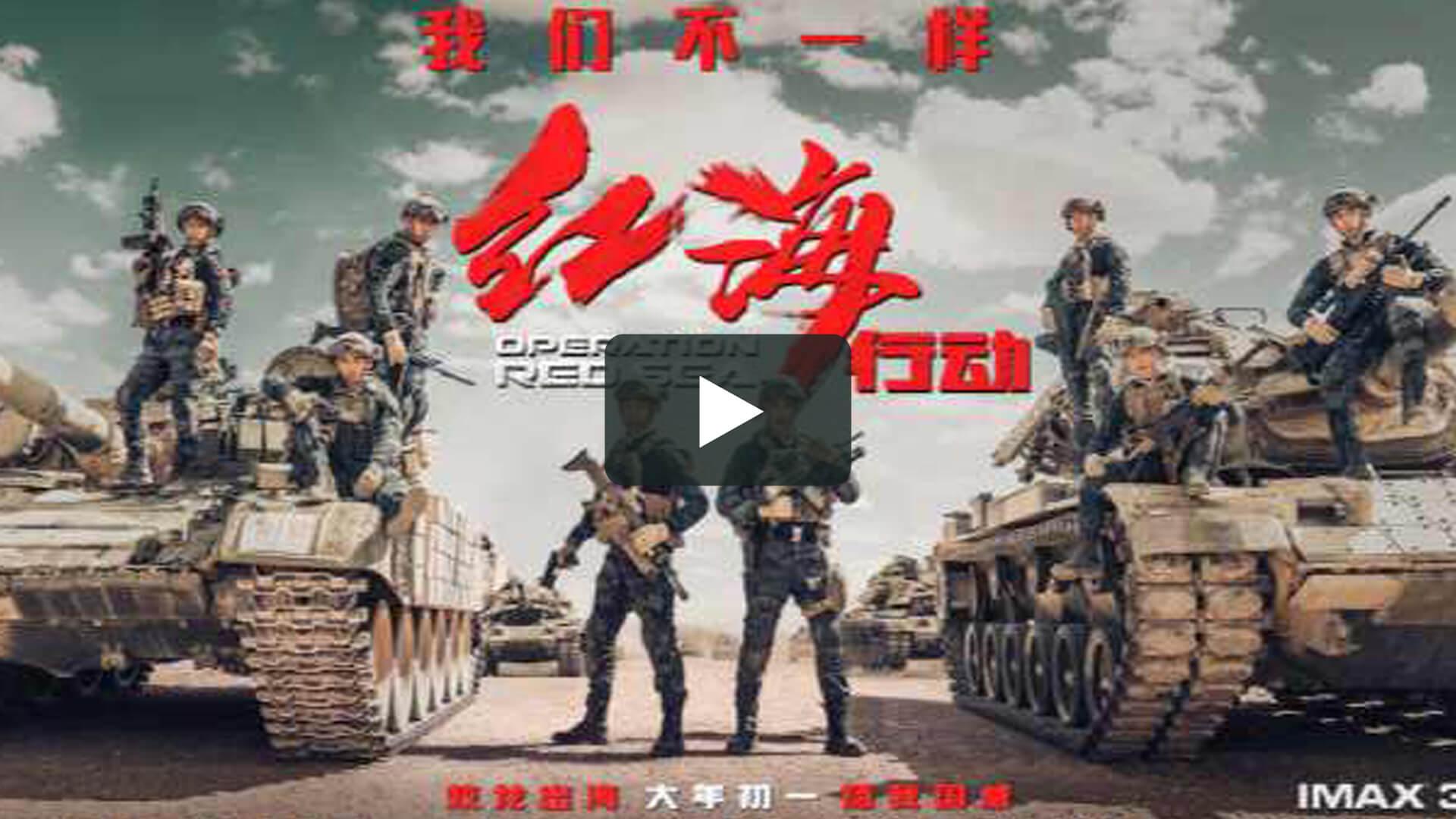 紅海行動 - Operation Red Sea