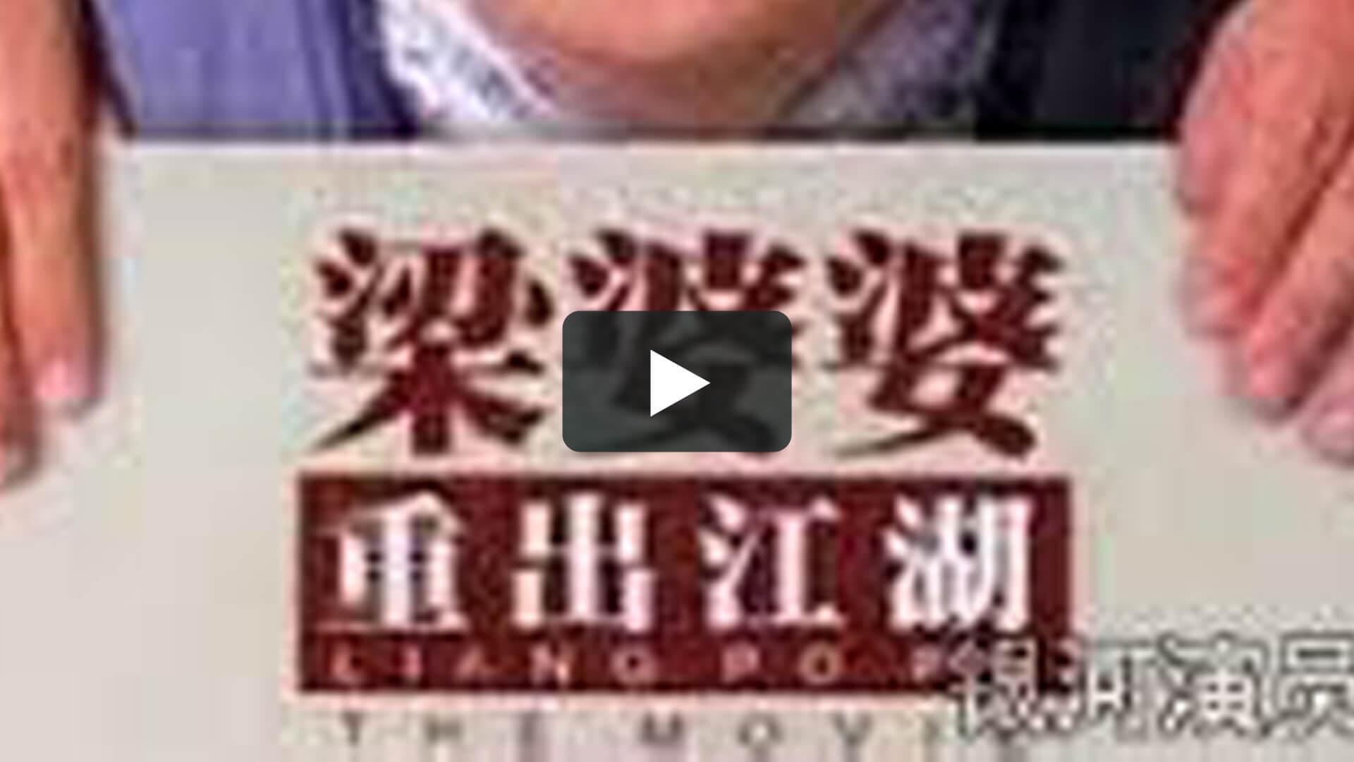 梁婆婆重出江湖 - Liang Po Po: The Movie