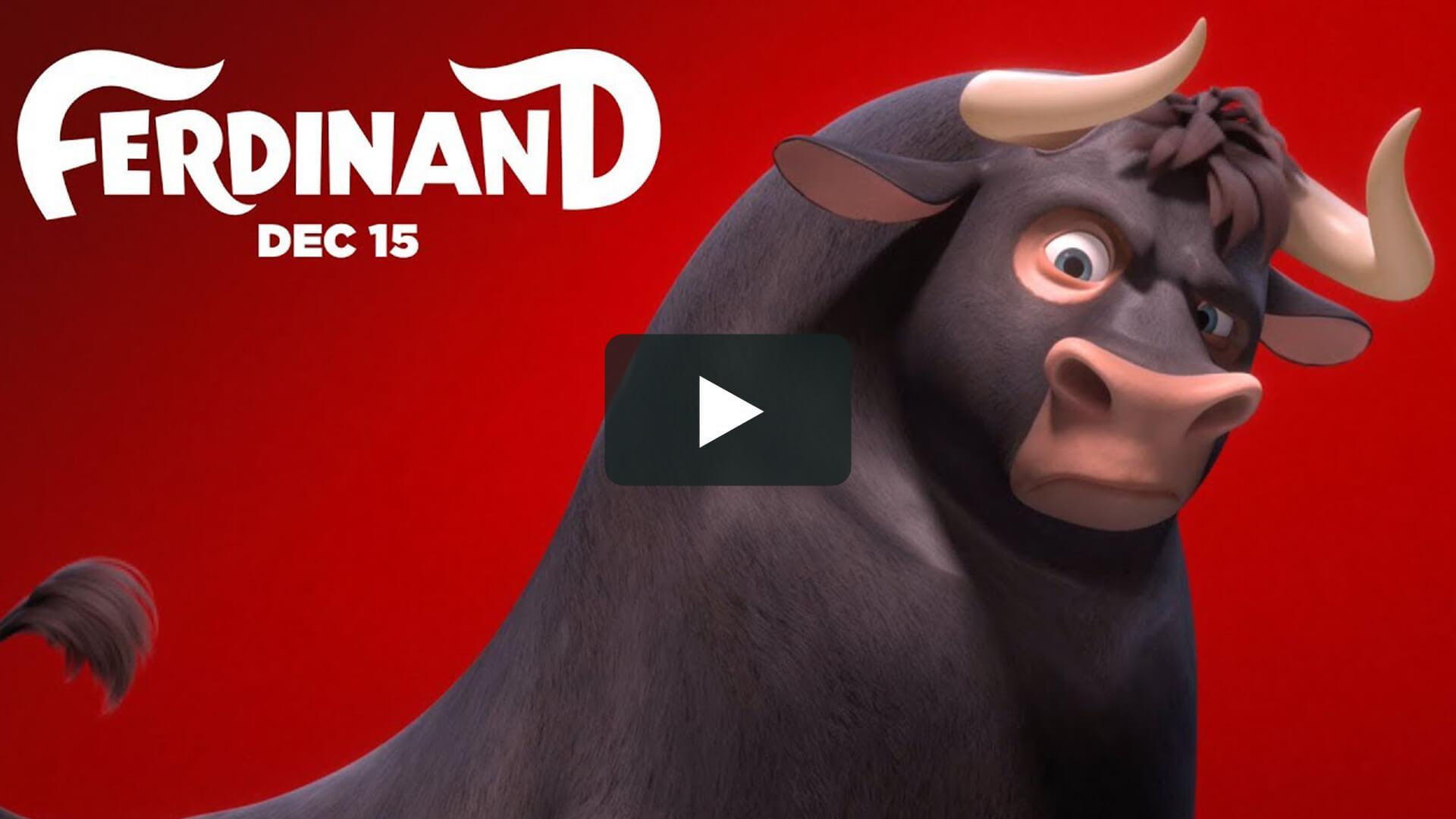 Ferdinand - 公牛歷險記