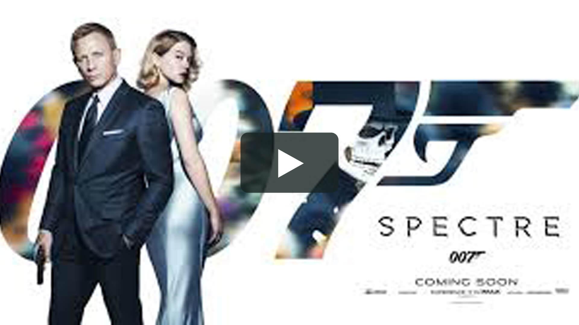 Spectre - 007:幽靈黨