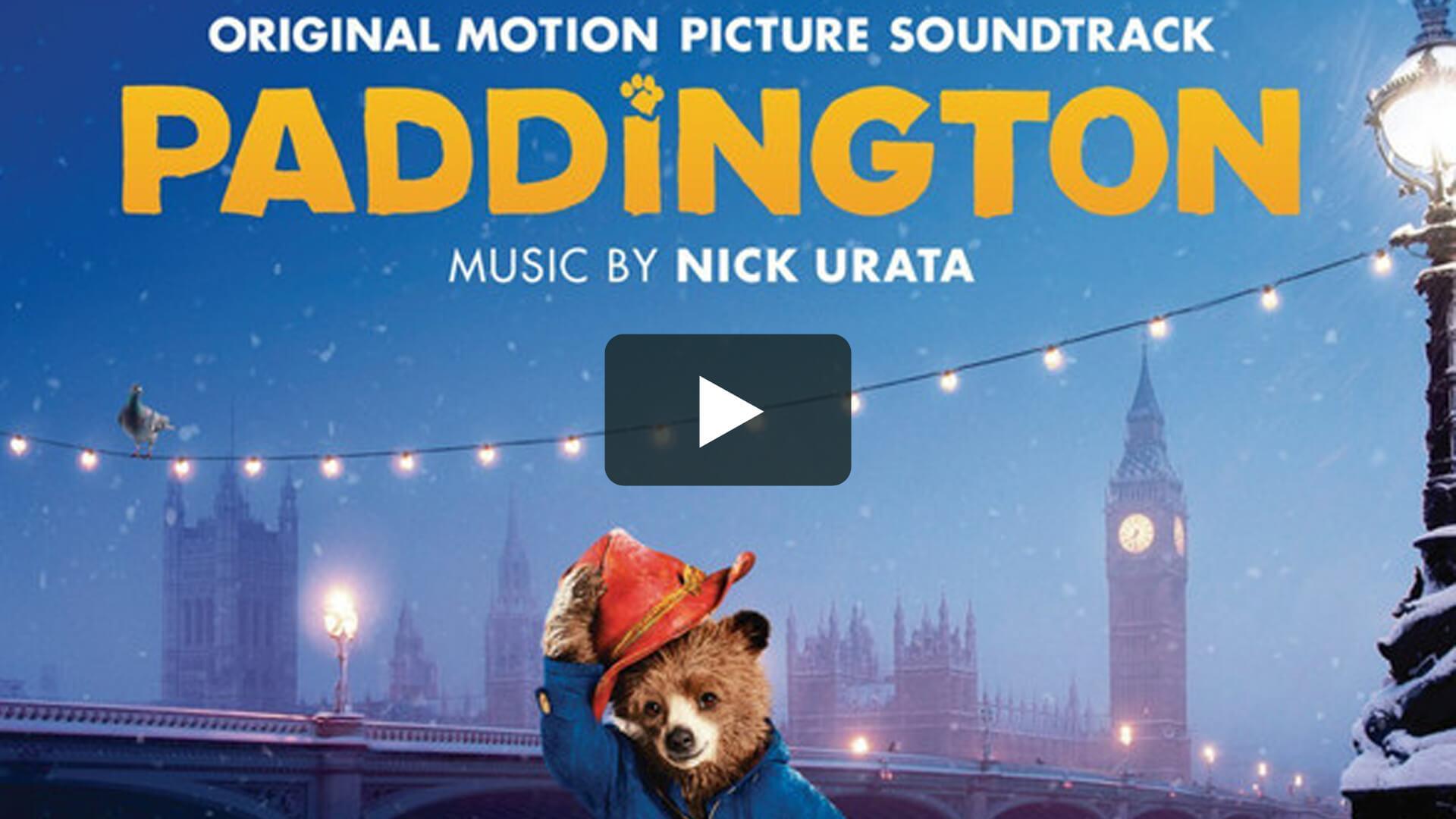 帕丁頓熊 - Paddington