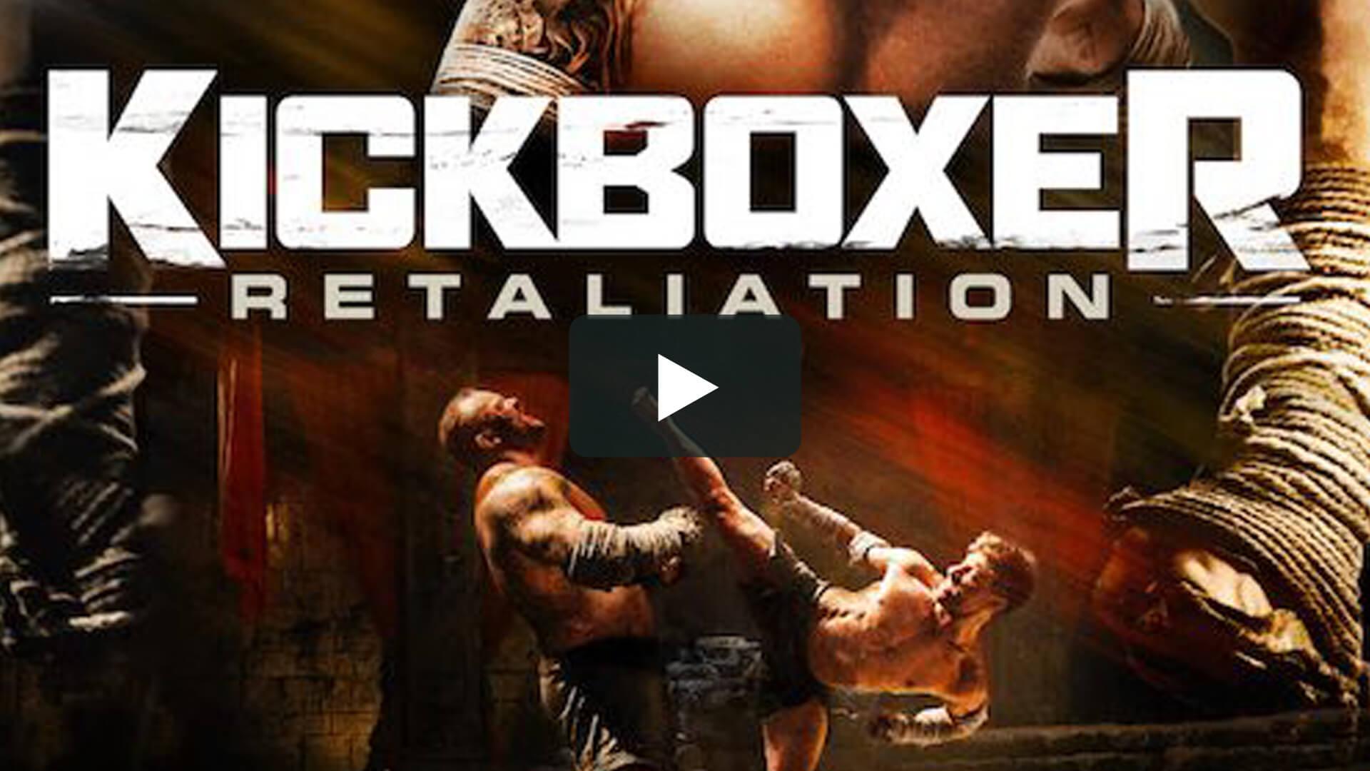 Kickboxer Retaliation - 搏擊之王:反擊