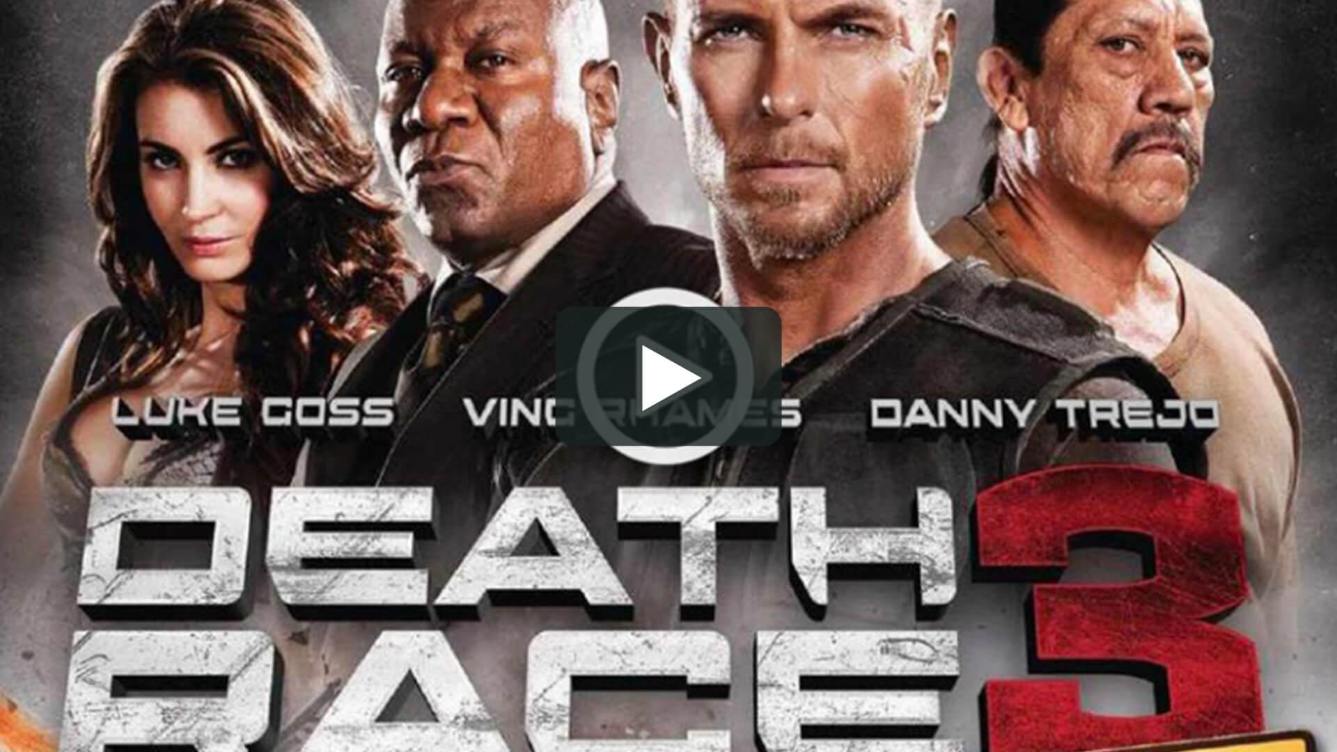 死亡飛車3:地獄烈焰 Death Race 3: Inferno