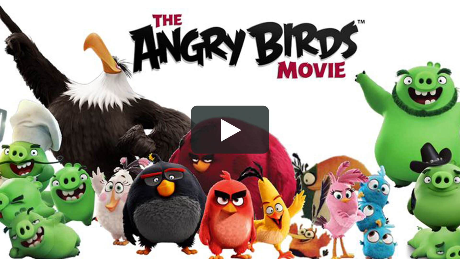 The Angry Birds Movie - 憤怒的小鳥