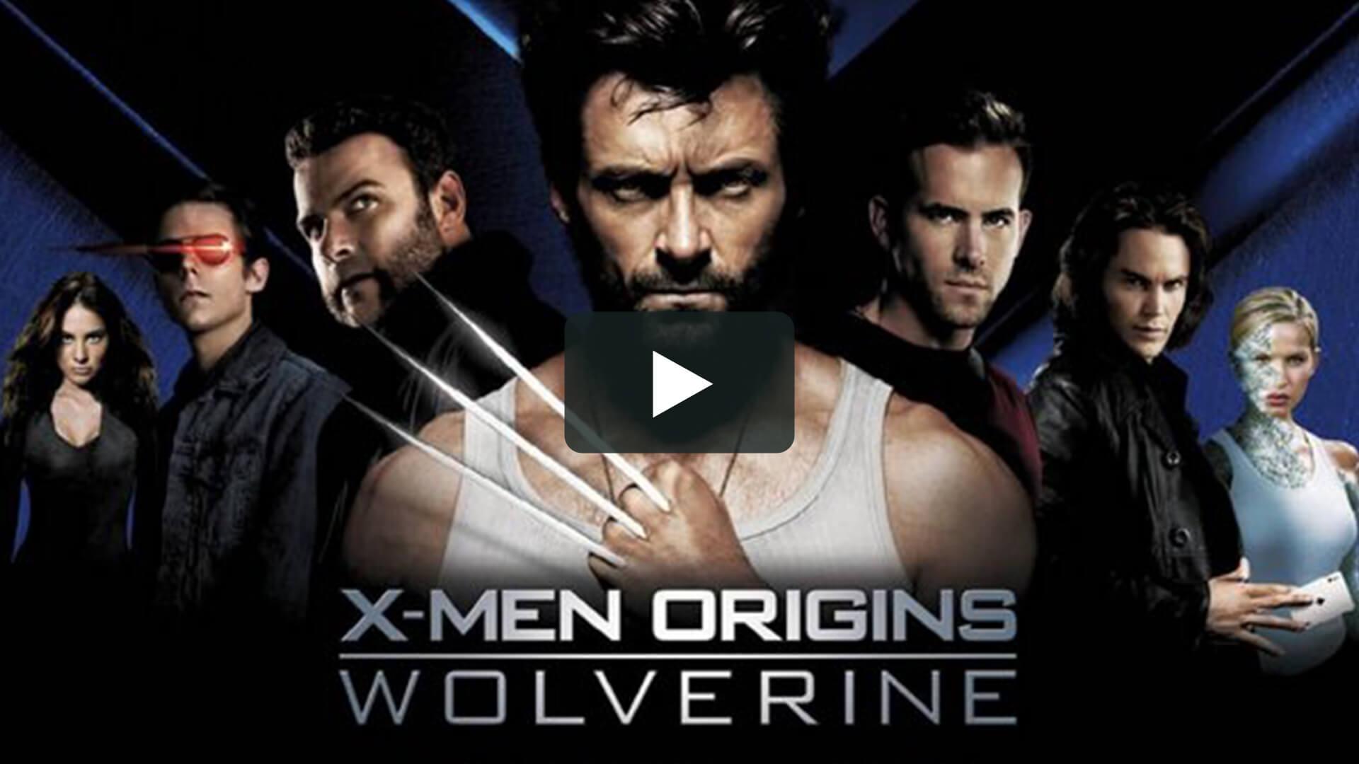 X-Men Origins: Wolverine - 金剛狼