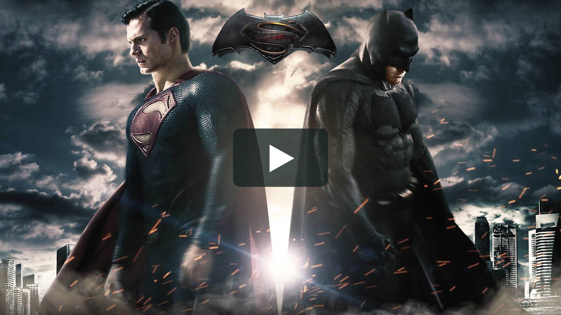 Batman v Superman: Dawn of Justice - 蝙蝠俠大戰超人:正義黎明