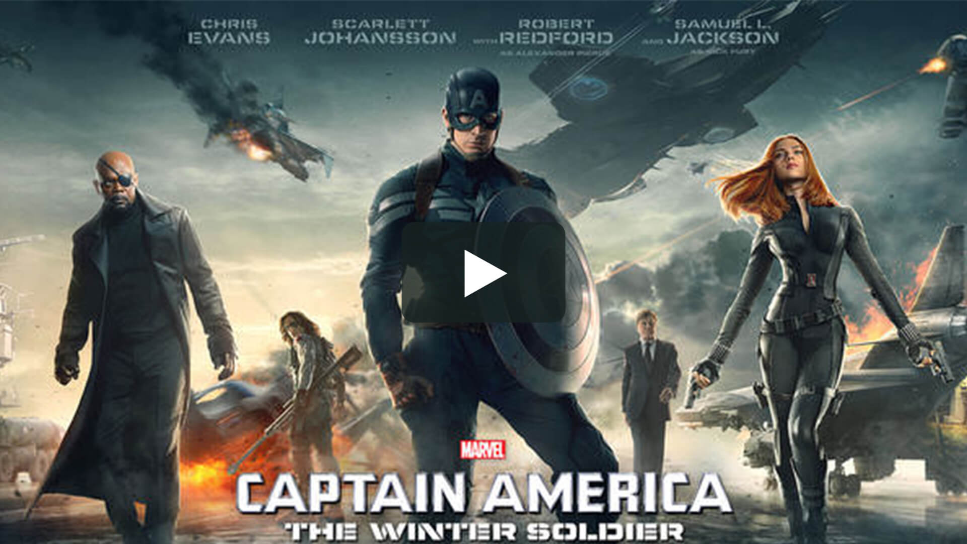 Captain America: The Winter Soldier - 美國隊長2