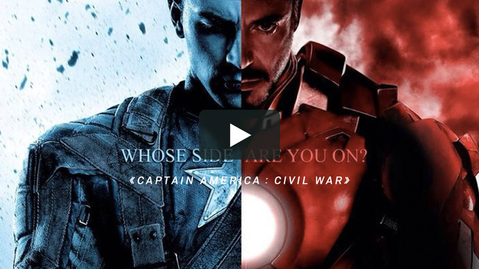 Captain America: Civil War - 美國隊長3:英雄內戰