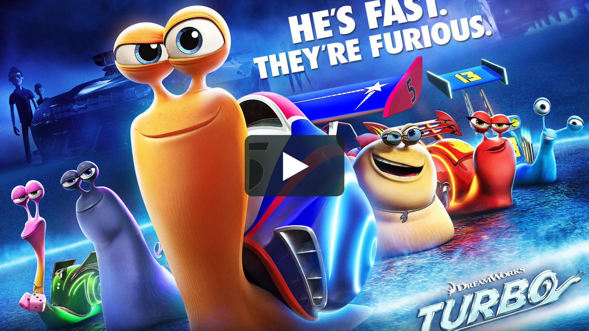 Turbo - 極速蝸牛