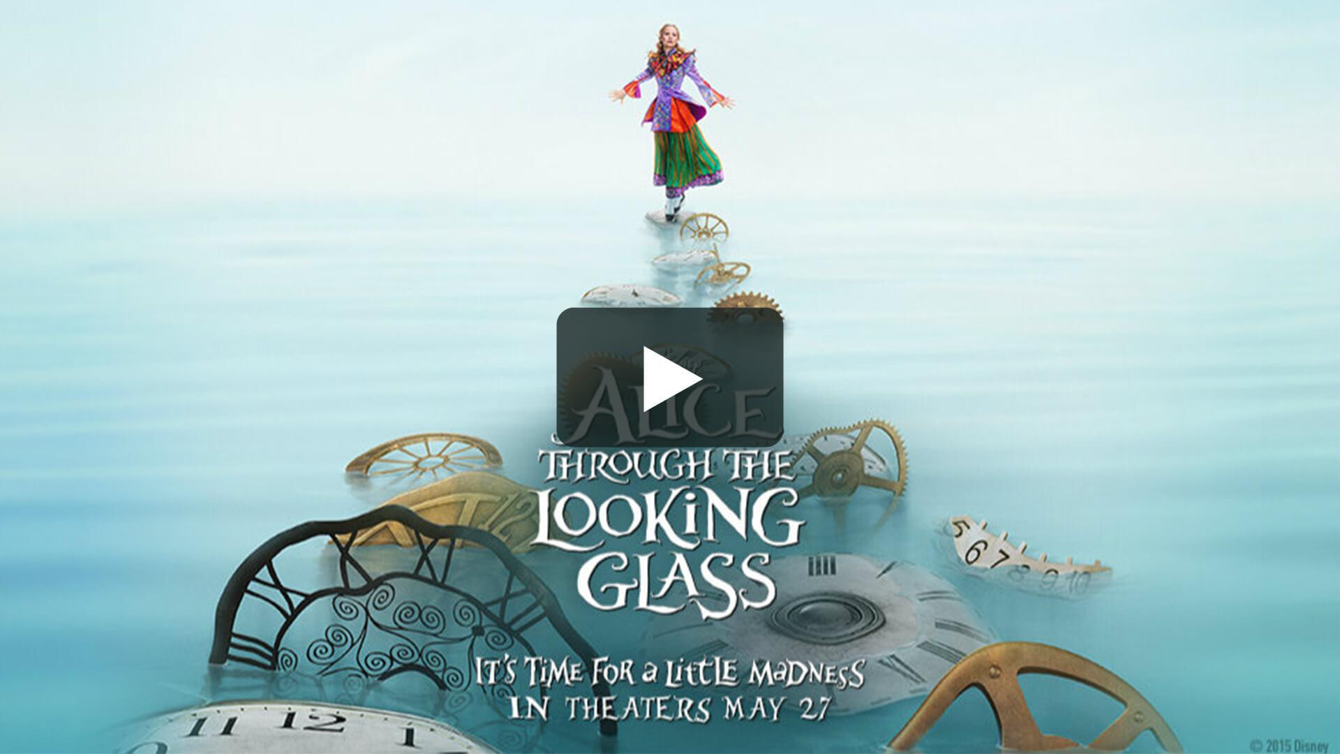 Alice Through the Looking Glass - 愛麗絲夢遊仙境2:鏡中奇遇記