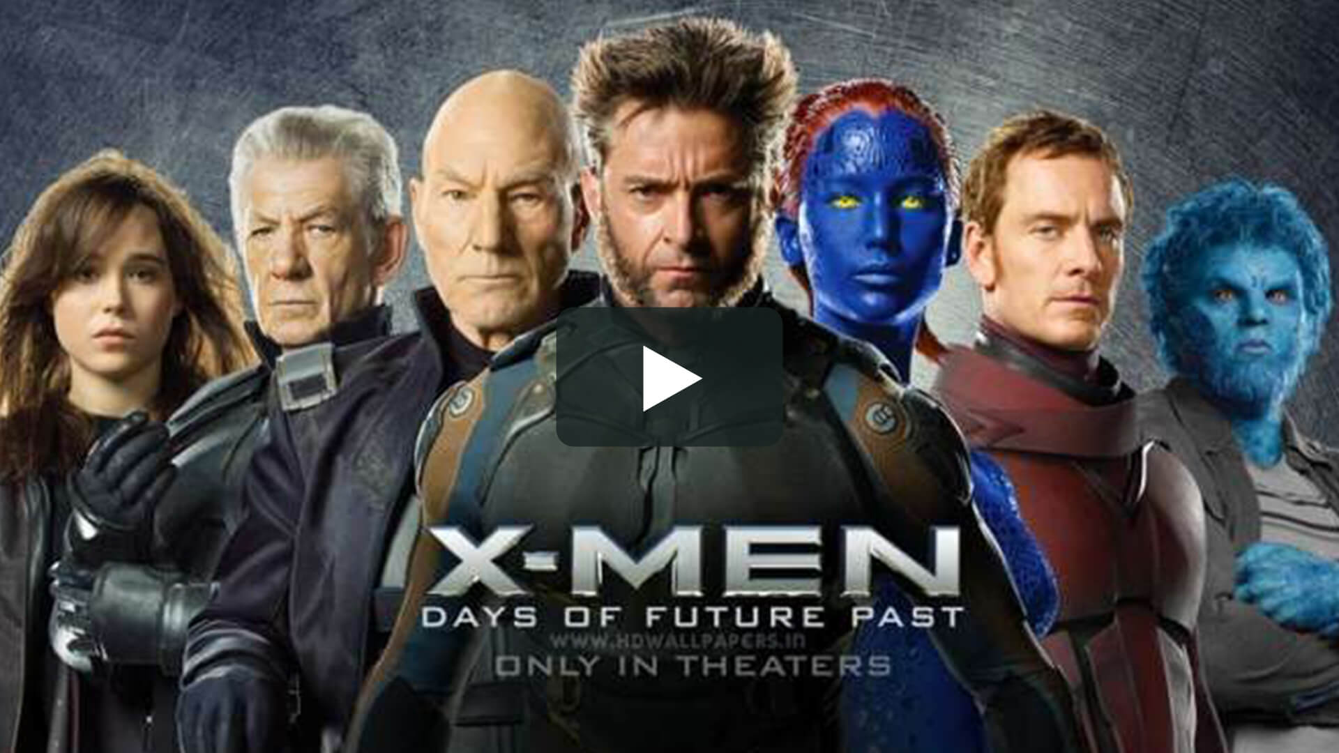 X-Men: Days of Future Past - X戰警:逆轉未來