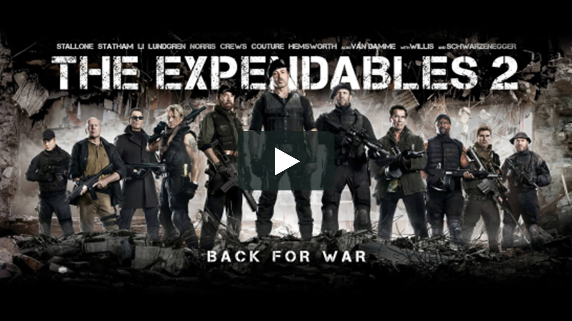 The Expendables 2 - 敢死隊2