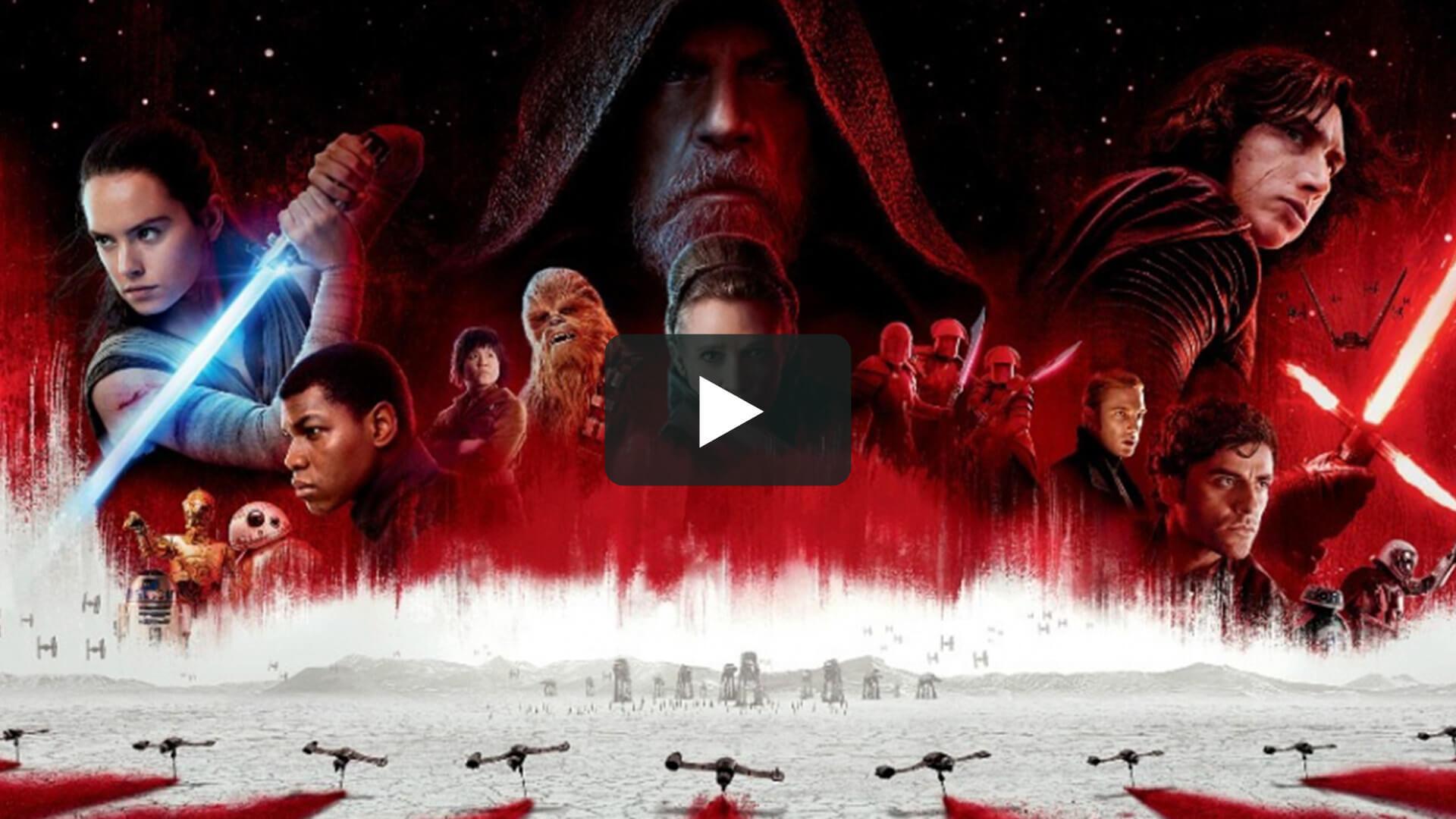 Star Wars: The Last Jedi - 星球大戰8:最後的絕地武士