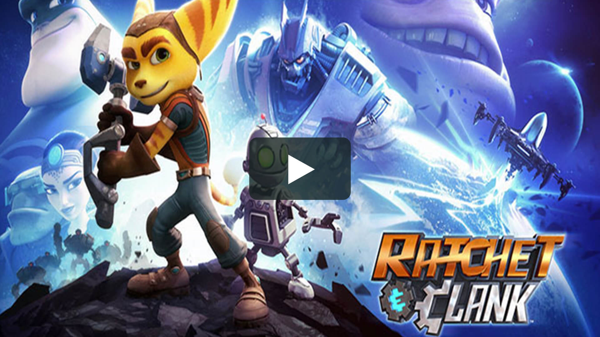 Ratchet and Clank - 銀河守衛隊
