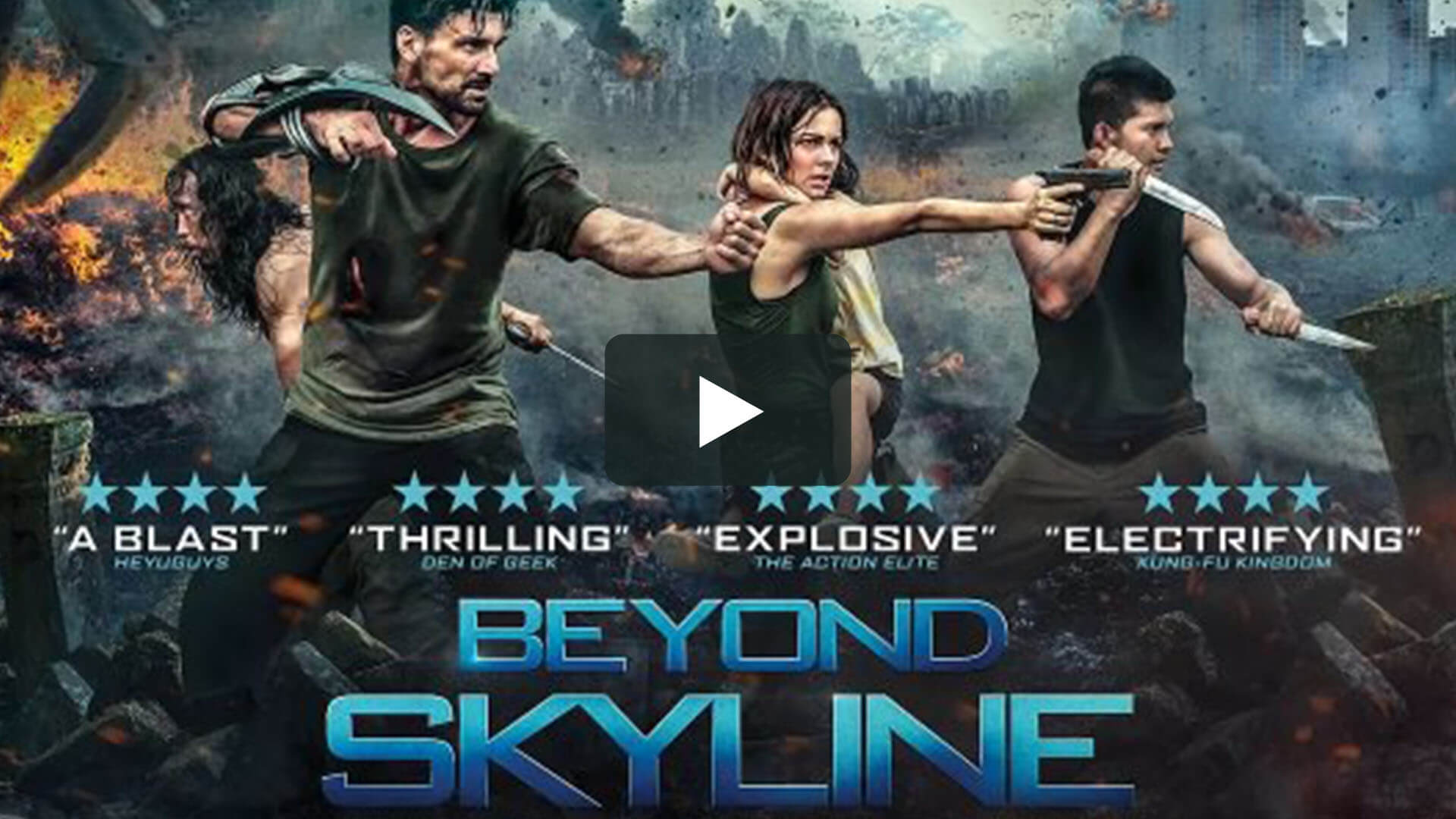 Beyond Skyline - 天際浩劫2