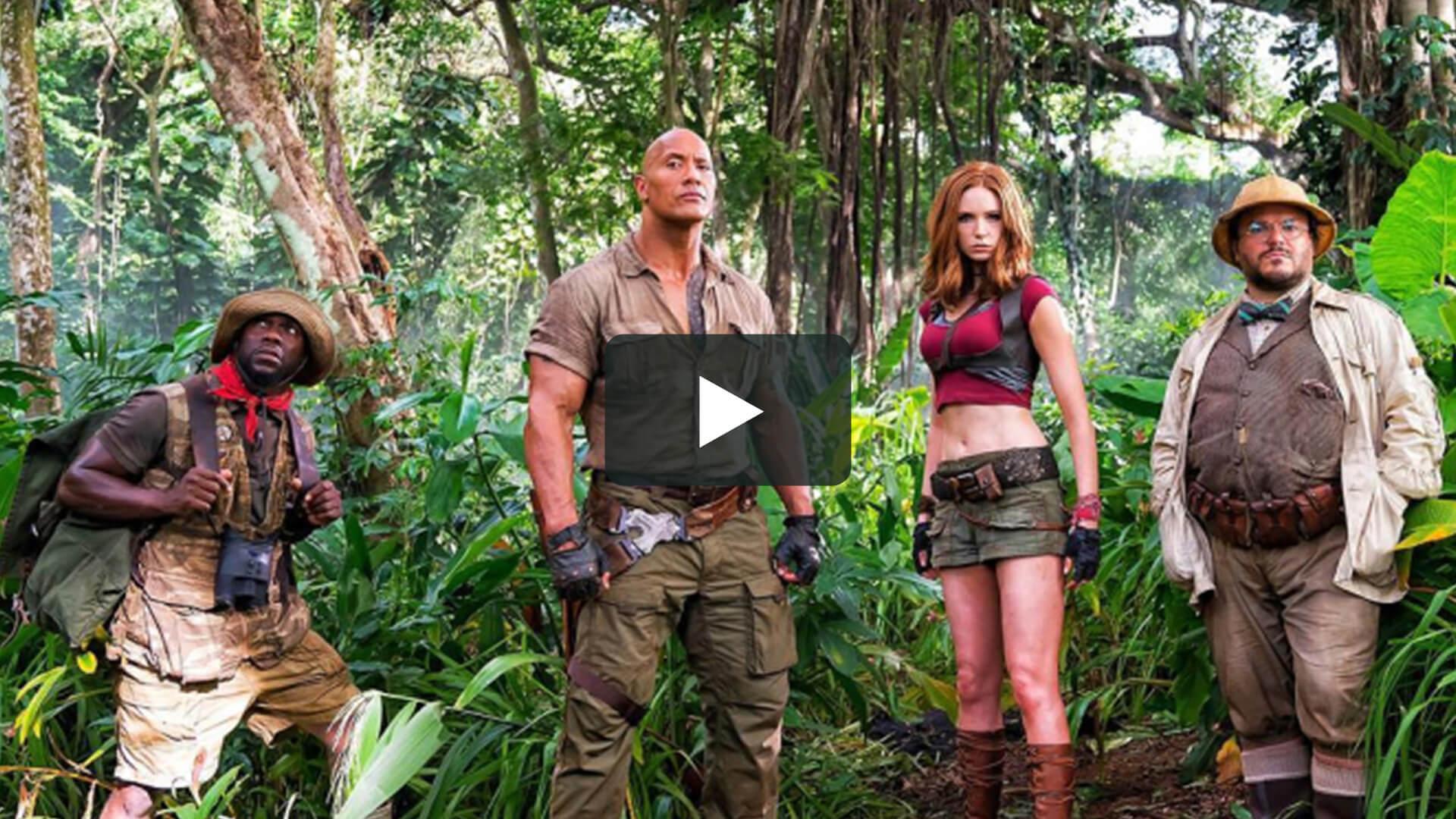Jumanji 2: Welcome to the Jungle - 勇敢者的遊戲2:決戰叢林