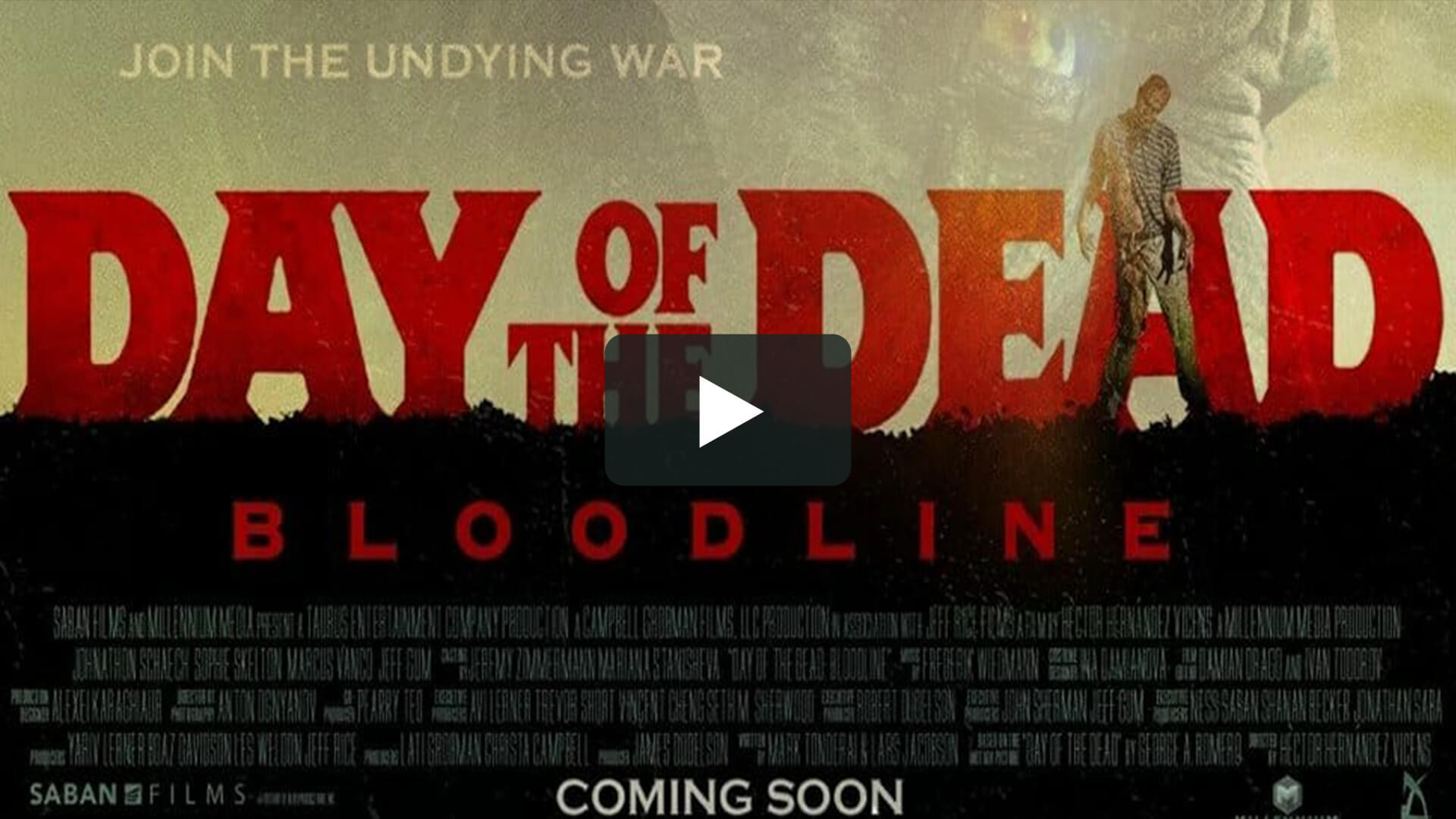 Day of the Dead: Bloodline - 喪屍出籠:血脈