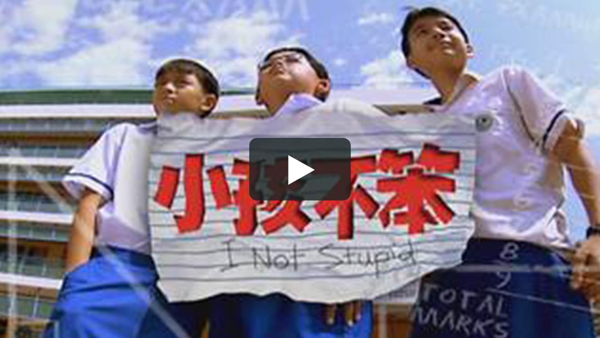 小孩不笨 - I Not Stupid