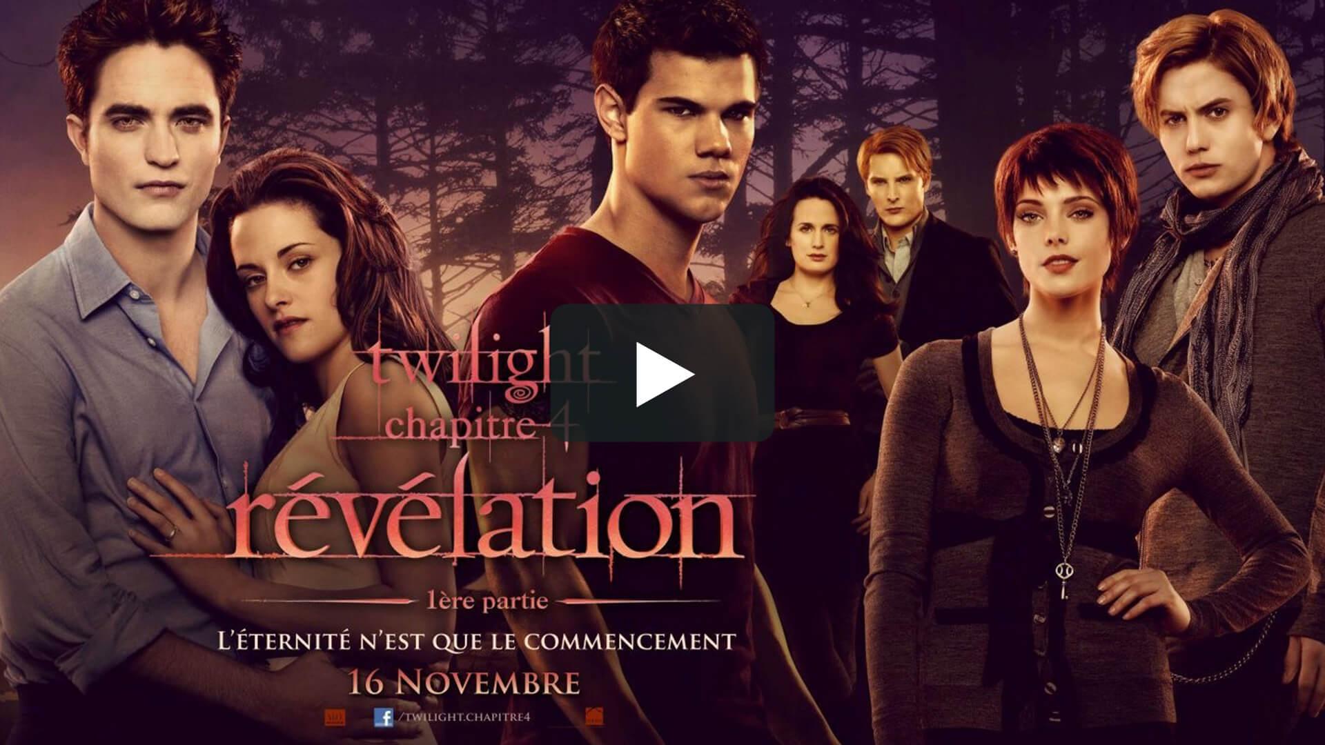 The Twilight Saga: Breaking Dawn - Part 1 - 暮光之城4:破曉(上)