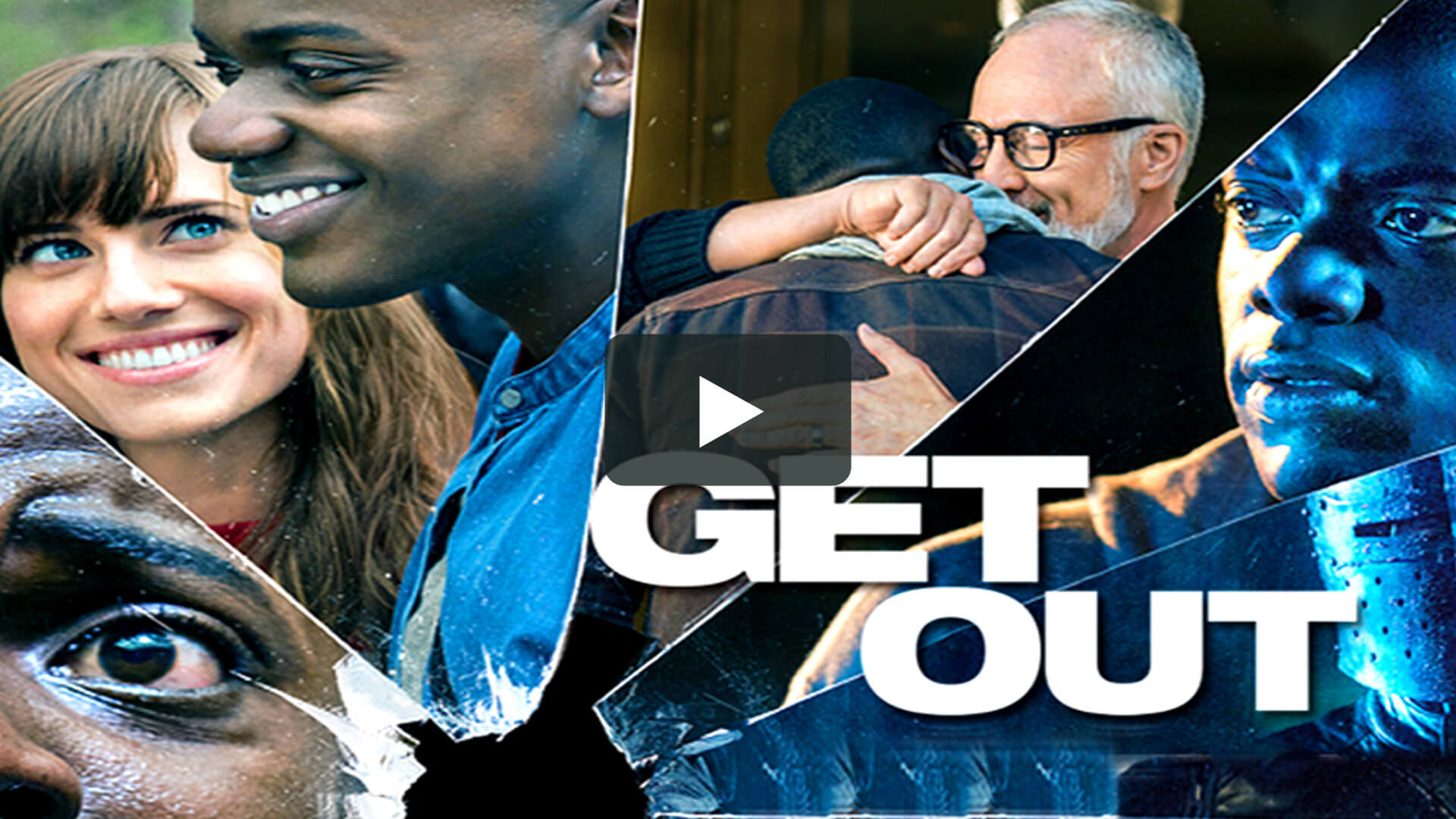 Get out - 逃出絕命鎮