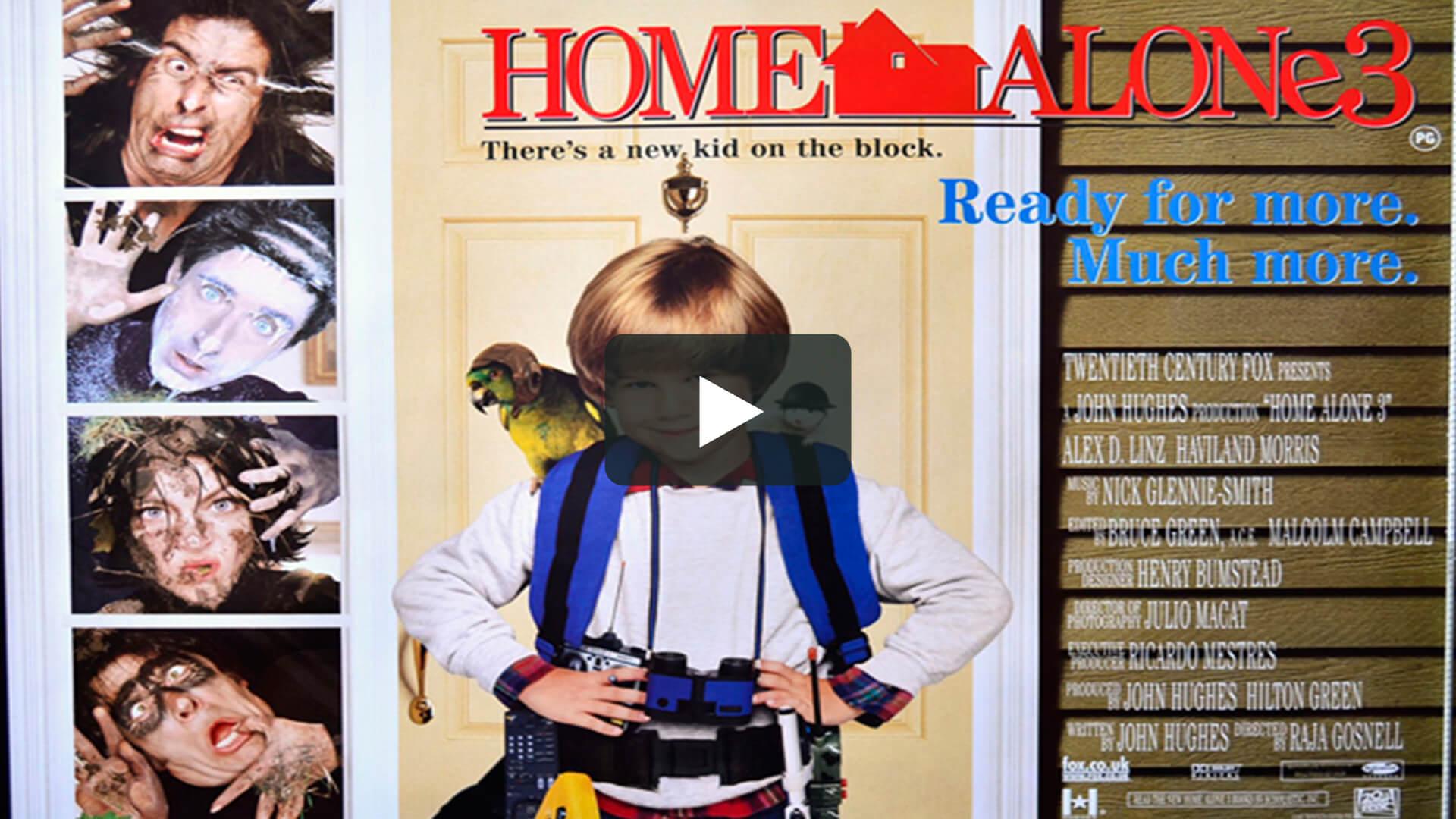 Home Alone 3 - 小鬼當家3
