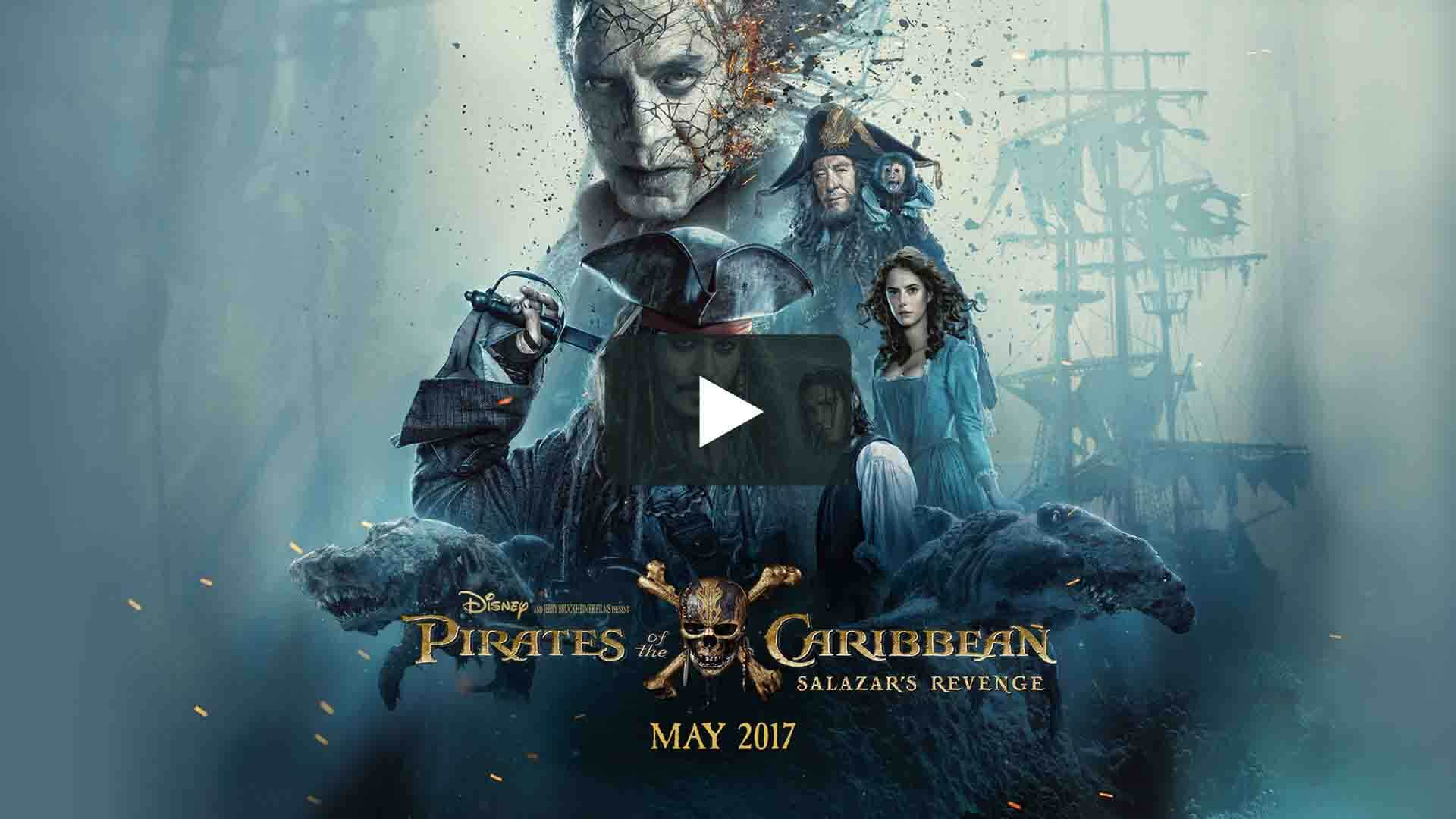 Pirates of the Caribbean : Dead Men Tell No Tales - 加勒比海盜5:死無對證