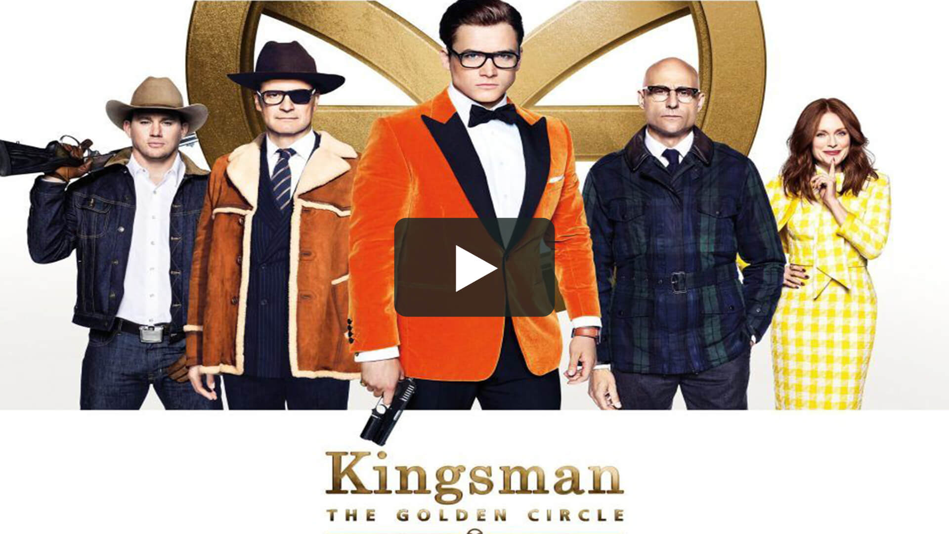 Kingsman 2 : The Golden Circle - 王牌特工2