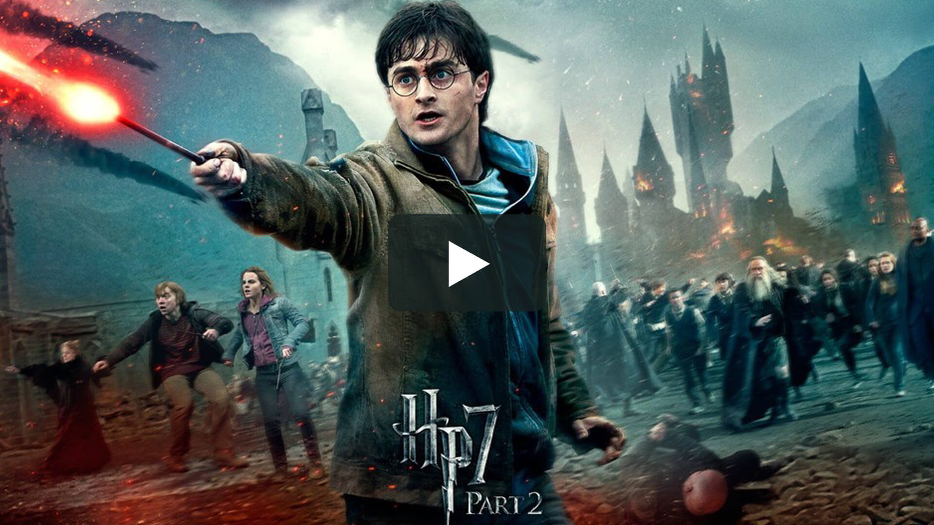 Harry Potter and the Deathly Hallows: Part 2 - 哈利·波特與死亡聖器(下)