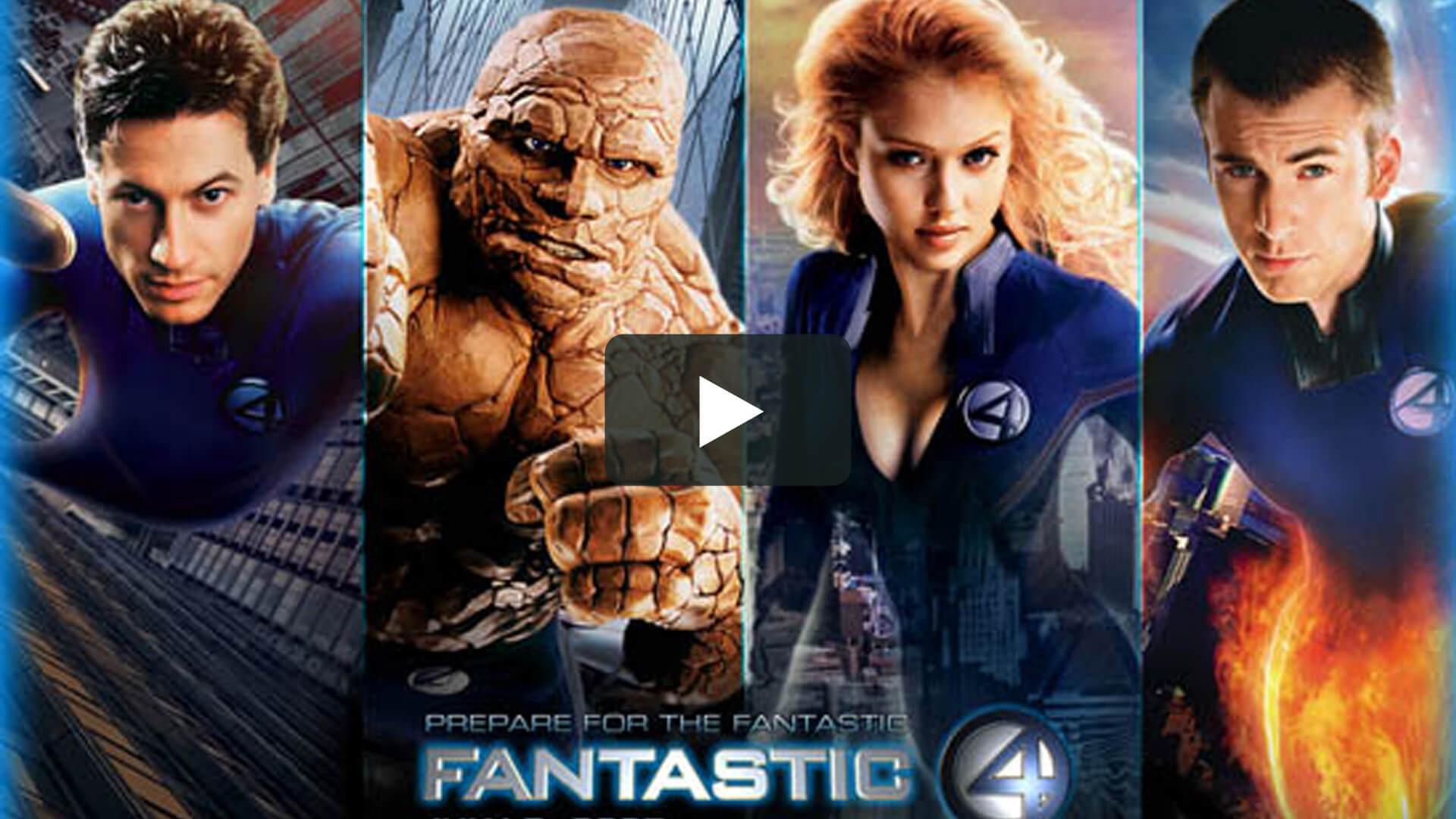 Fantastic Four - 神奇四俠