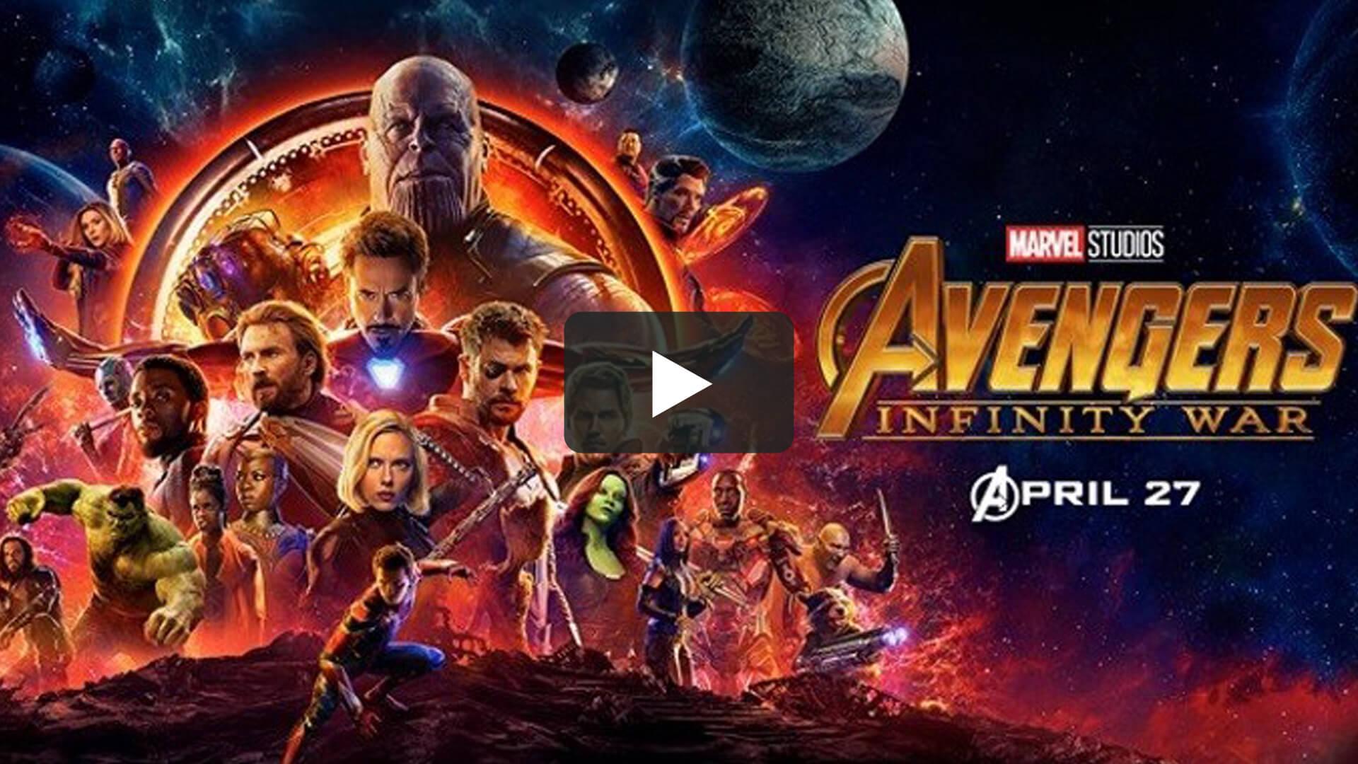 Avengers: Infinity War - 復仇者聯盟3:無限戰爭