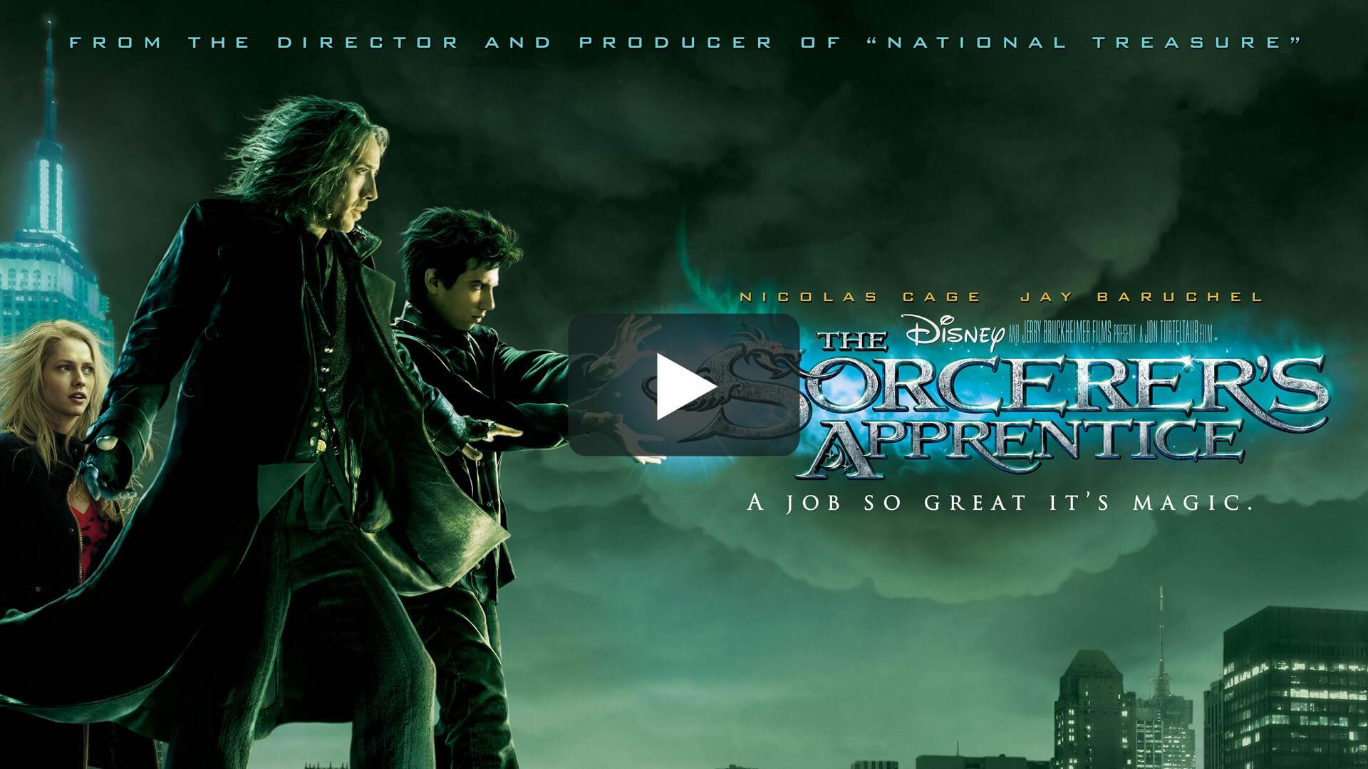 The Sorcerer's Apprentice - 魔法師的學徒