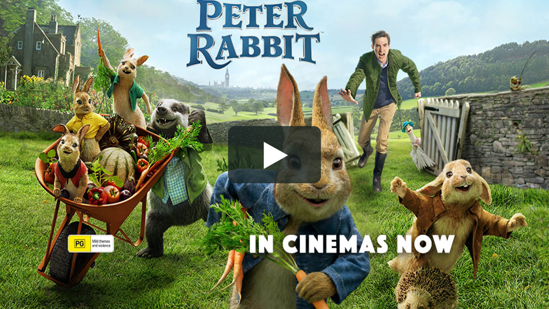 Peter Rabbit - 比得兔