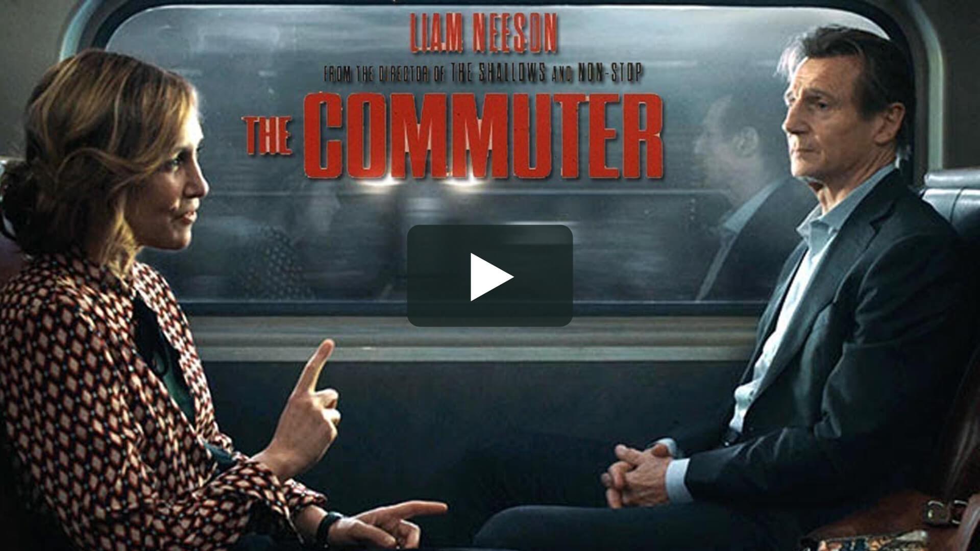 The Commuter - 通勤營救