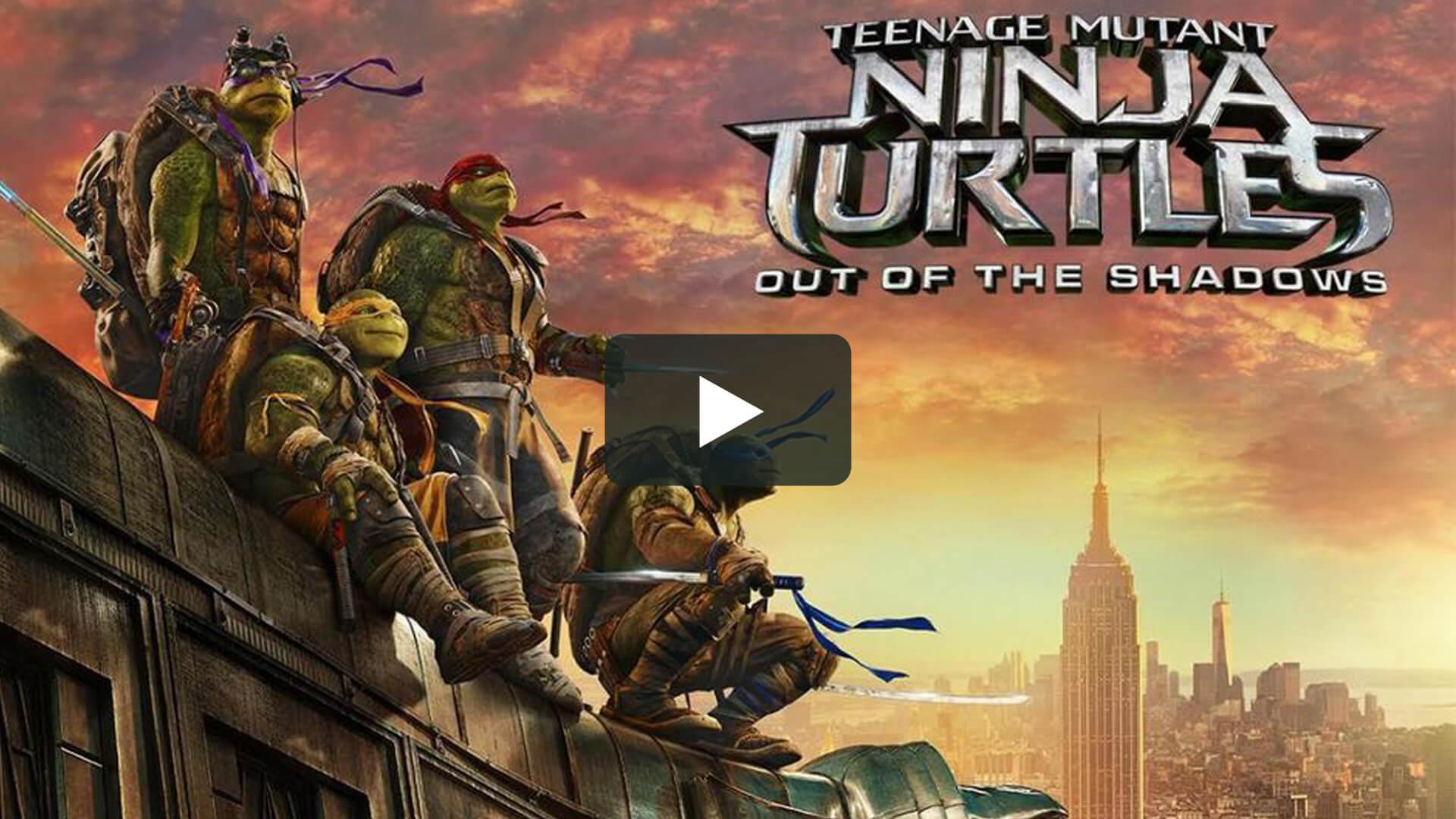 Teenage Mutant Ninja Turtles: Out of the Shadows - 忍者神龜2:破影而出