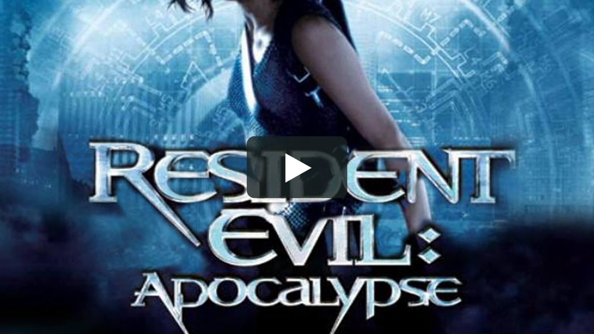 Resident Evil II : Apocalypse - 生化危機2:啟示錄