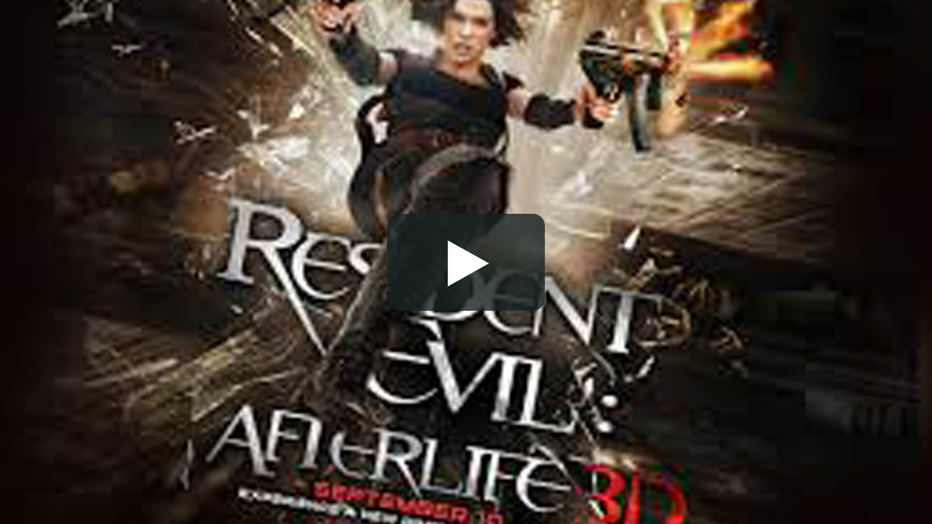 Resident Evil IV : Afterlife - 生化危機4:戰神再生