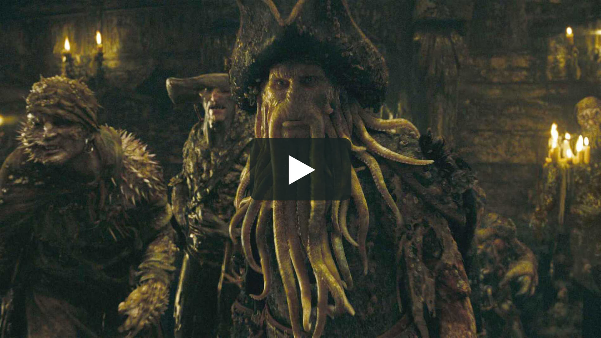 Pirates of the Caribbean: At World's End - 加勒比海盜3:世界的盡頭