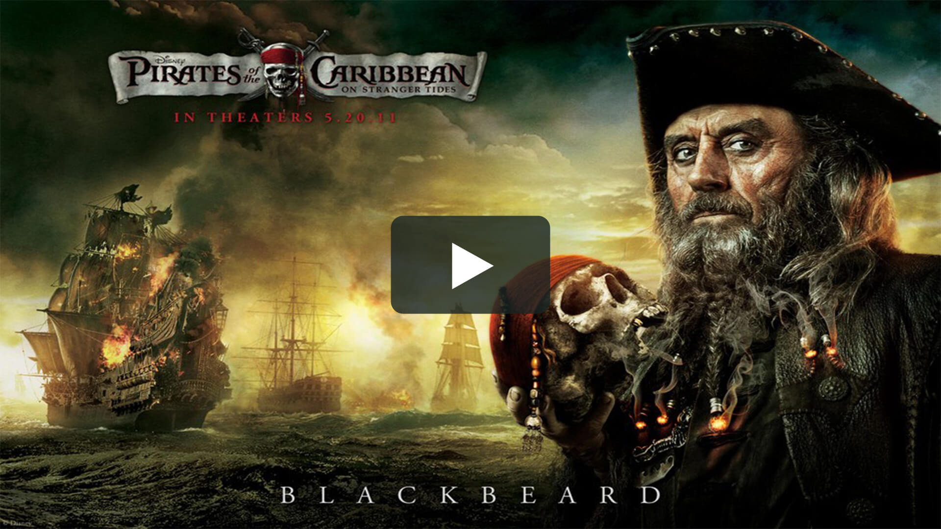 Pirates of the Caribbean: On Stranger Tides - 加勒比海盜:驚濤怪浪4